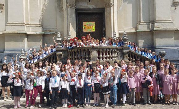 Всеукраїнський хоровий фестиваль «Жайвір скликає друзів»