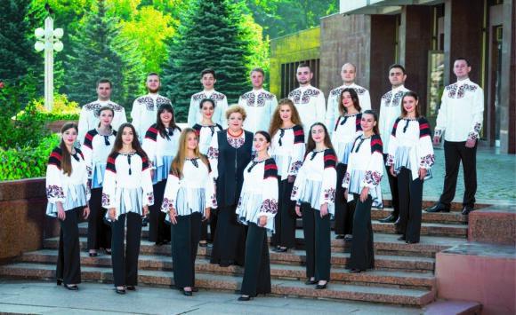 Подільський камерний хор «Леонтович-капела»