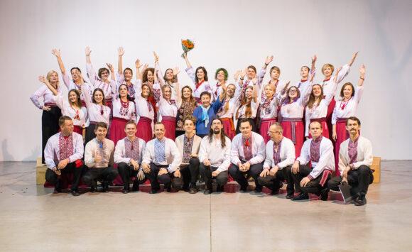 "Камерний хор ""Moravski"""