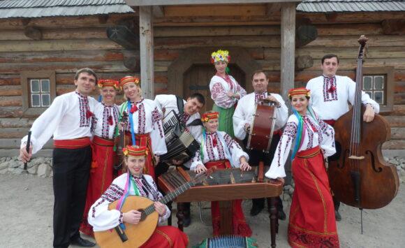 Народний аматорський фольклорно-інструментальний ансамбль  «Кобза»